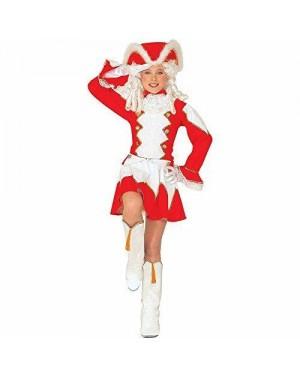 WIDMANN 96769 costume majorette 14/16 164cm