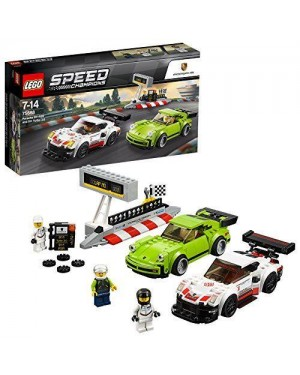 LEGO 75888 lego speed porsche 911 rsr e turbo 3.0