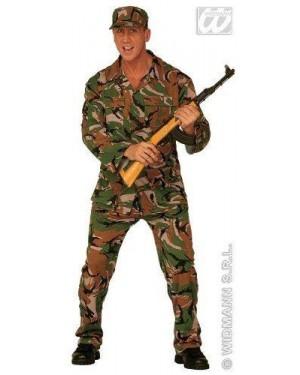 Costume G.I. Joe Soldato Mimetica M