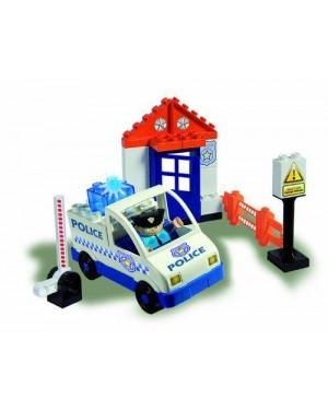 ANDRONI GT8545-0 costruzioni unicoplus auto polizia