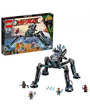 LEGO 70611.0 lego ninjago conf_ninjago_movie