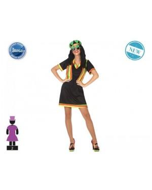 ATOSA 53886 costume giamaicana t-1