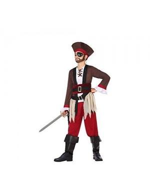 ATOSA 56964 costume pirata 5-6