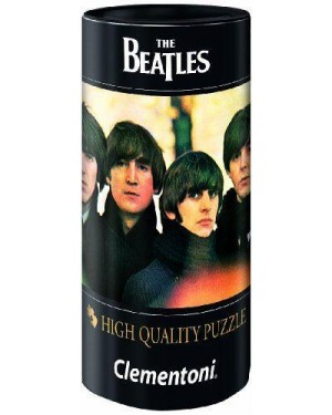 CLEMENTONI GT21200D PUZZLE LATTA 500 BEATLES - EIGHT DAYS A WEEK