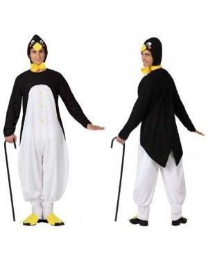 Costume Pinguino, Adulto T. 2