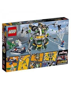 LEGO 76059 lego super heroes spider-man: la trappola tentacol