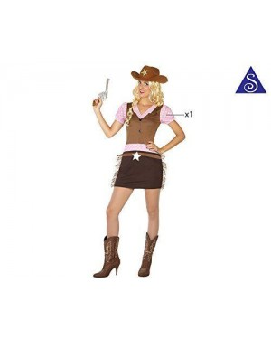 Costume Cowgirl Xs-S