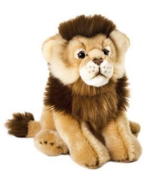VENTURELLI 770749 peluche leone medio national geographic