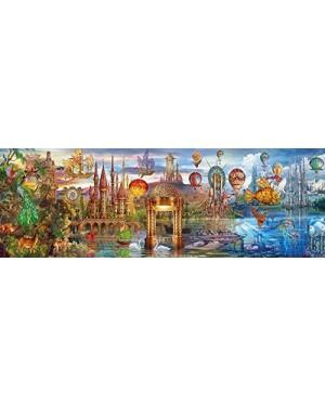 CLEMENTONI 39424 puzzle 1000 hqc panorama fantasy #87682