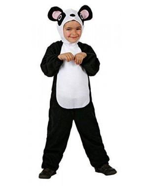 Costume Da Orso Panda Bambino, 1-2