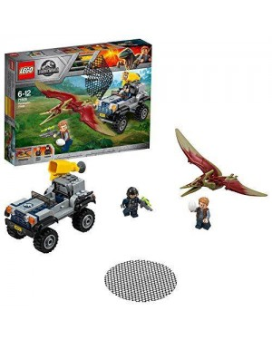 LEGO 75926 lego jurassic world inseguimento pteranodonte