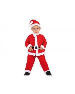 Costume Babbo Natale Bambino T-4