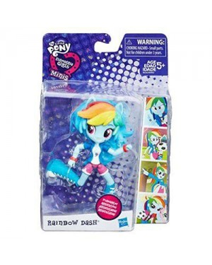 hasbro b4903eu4 mlp equestria girls mini bambola asst