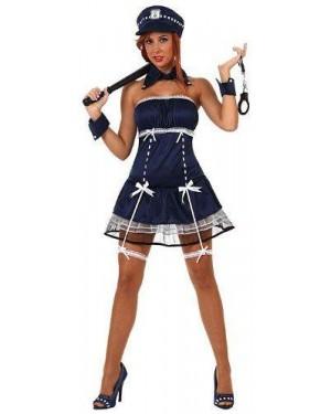 Costume Polizia Sexy, Adulto T-1