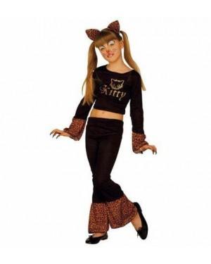 Costume Kitty Girl Gattina 5/7 8/10 11/13