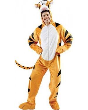 RUBIES 88100 costume tigro m in pile tigger disney