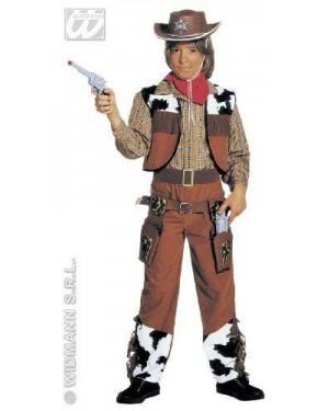 Costume Cowboy 8/10 Cm140