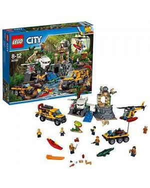 LEGO 60161.0 lego city jungle explorers sito di esplorazione ne