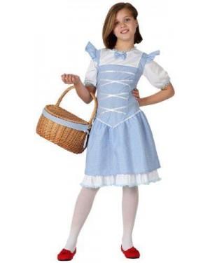 Costume Bambina Doroty Tg 2 5/6 Anni