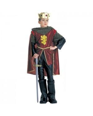 Costume Cavaliere Reale 8/10 Cm 140