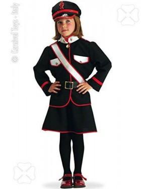 Costume 6/7 Anni Carabiniera