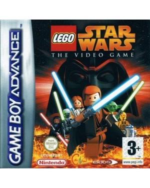 nintendo  game boy lego star wars