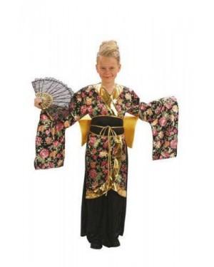 CLOWN 70248 costume geisha 8 anni cinesina