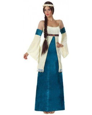 Costume Dama Medievale T-1