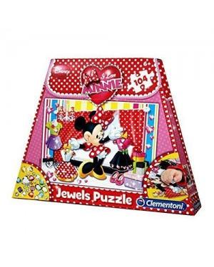 CLEMENTONI 20404 puzzle 104 pz minnie  in borsetta