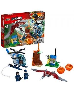 LEGO 10756 lego juniors jurassic world fuga pteranodonte