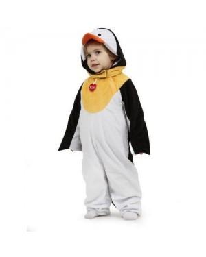Costume Pinguino 5/6 Panno Trudi