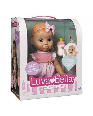 SPIN MASTER 6039298 luvabella bambola interattiva