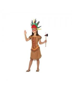 ATOSA 56948 costume indiana 5-6