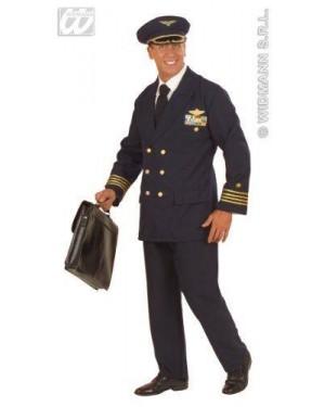 Costume Pilota Xl In Tessuto Pesante