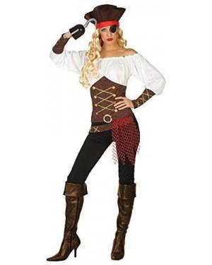 ATOSA 38681.0 costume pirata xs-s