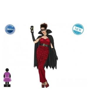 ATOSA 53948 costume vampira t-2 (tipo a)