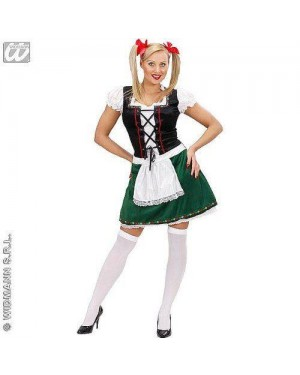 Costume Bavarese S Donna Vestito
