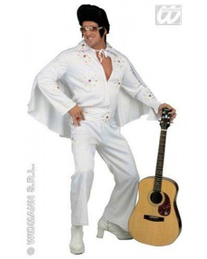 Costume Re Del Rock Lusso S Elvis