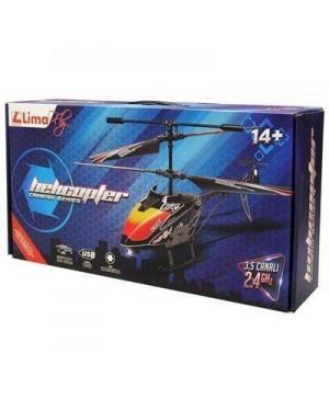LIMA TB2579 elicottero radiocomand.con videocam.3,5 can.