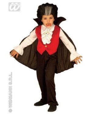 Costume Vampiro Dracula 8/10 Cm 140
