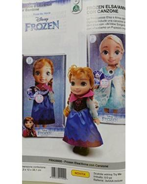GIOCHI PREZIOSI FRN39000 frozen elsa anna sorelle cantano