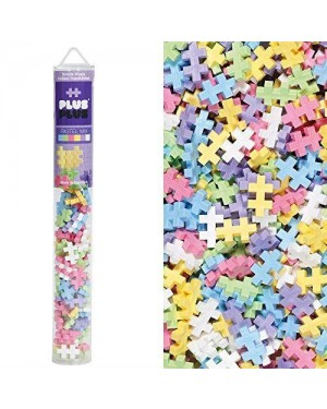 CLEARCO PP4025 clearco tubo mini pastel mix 100 pz