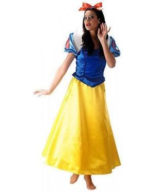 Costume Biancaneve Tg.L In Busta