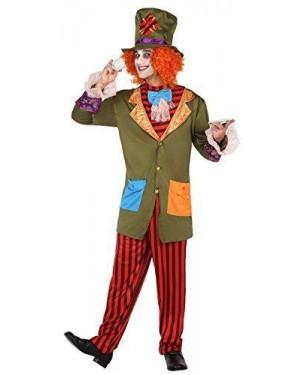 ATOSA 38654.0 costume cappellaio matto m-l