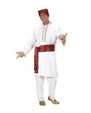 WIDMANN 73821 costume bollywood star s tunica,pantaloni,cintura