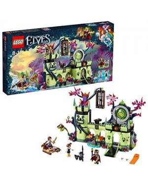 LEGO 41188.0 lego elves evasione dalla fortezza del re dei gobl