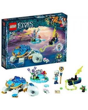 LEGO 41191 lego elves naida e agguato tartaruga acquatica
