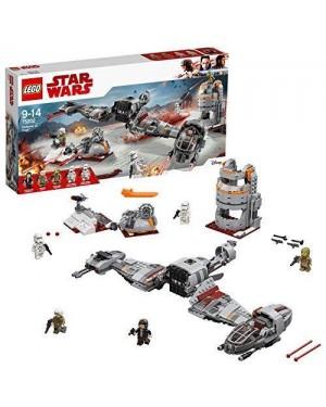 LEGO 75202 lego star wars difesa di crait#