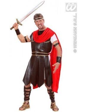 Costume Ercole M Tunica Armatura,Cintura,Mantel,
