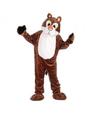 Costume Mascotte Tigre T.U. In Busta